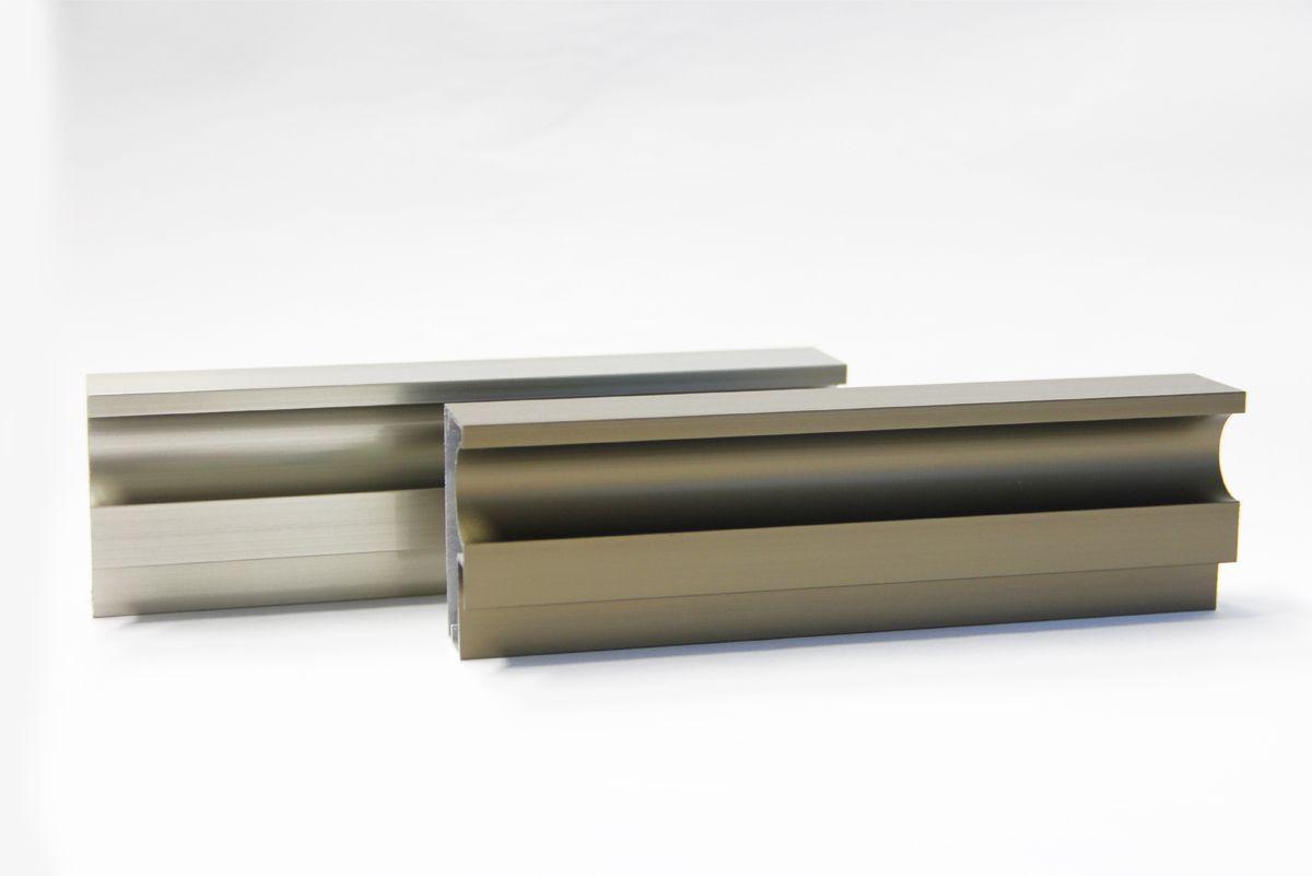 Perfil de alum nio soluti mtx 070 metalnox ferragens - Perfil aluminio anodizado ...